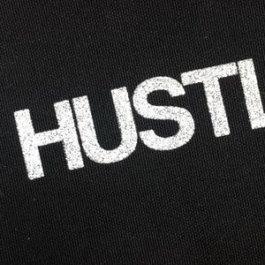 Accessories - New- Hustle Zip Pouch